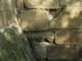 Fragmento de arquivolta románica en la iglesia Santa María de la Asunción