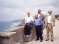 Juan San Martin Ombudsman europearreko kideekin Sintra-Cascaiseko Parke Naturalean