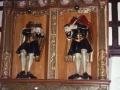 Meteri eta Zeledon Santu Martiriei eskainitako errenazimendu garaiko erretaula