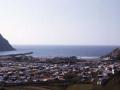 Camping de Orio en la playa de Antilla