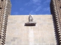 ´La Piedad´ de la fachada de la Basílica de Nuestra Señora de Arantzazu