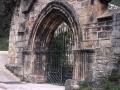 Garai bateko Pasai San Pedroko elizaren portada gotikoa