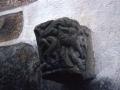 Aguabenditera románica de la ermita de San Bartolomé de Andueza