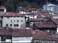 Casas y tejados del municipio de Mutriku