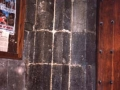 San Migel elizako portadaren detailea