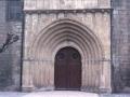 Portada del convento de San Agustín