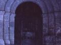 Ugarteko Errosarioko Andre Mariaren elizako XIII. mendeko atalde erromanikoa