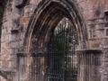 Garai bateko Pasai San Pedroko elizaren portada erromanikoa