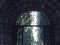 Azkoitiko hilerriaren kaperako portiko erromanikoa
