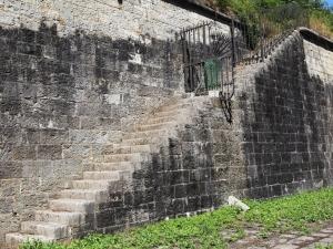 036 guadalupe fuerte escalera contraescarpa semicaponera W