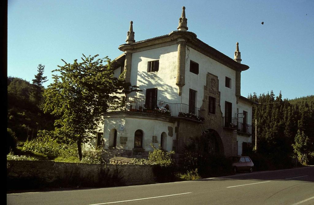 Casa de Arbitrios (Mikelete etxea)
