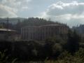 Lasaoko jauregiaren ikuspegi panoramikoa