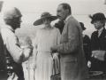 Alfonso XIII, Victoria Eugenia eta Maria Cristina automobilismo lehiaketan