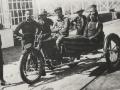 Motoziklismo lehiaketako partaideak
