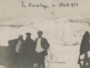 Polikarpo Elosegi eta Pepe Izagirre Berastegin