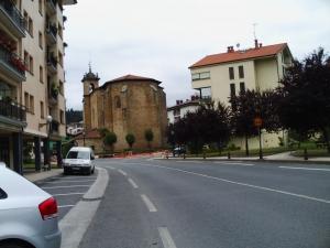 La iglesia de San Andres
