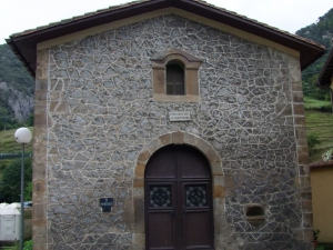 ermita de ataun san martin