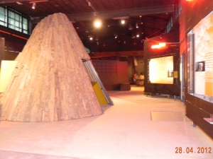 euskal burdinaren museoa barrutik