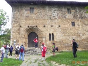 ermita de la antigua Zumarraga
