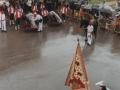 Mairuaren alardea herriko plazan