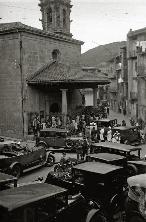 IGLESIA DEL SANTO CRISTO DE LEZO. (Foto 1/1)