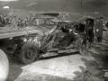 ACCIDENTE DE TRAFICO DE UN AUTOMOVIL EN LA N-1 A SU PASO POR LA LOCALIDAD DE ANDOAIN. (Foto 5/7)