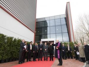 Inauguración de la empresa AMR REFRACTARIOS de Hernani