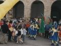 Mozorro-desfilea herriko jaietan