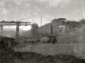 OBRAS DE RECONSTRUCCION DEL VIADUCTO DE ORMAIZTEGI. (Foto 2/2)