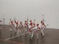 Oinarin dantza taldearen saioa Mairuaren alardean