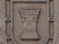 San Anton kalean dagoen Egañena etxeko armarria