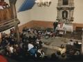 Opilen bedeinkapena San Blas ermitan