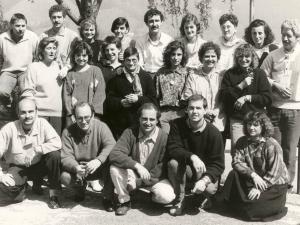 Lehen Hezkuntzako irakasleak 1987an