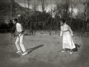 PISTAS DE TENIS EN LAS ANTIGUAS PISTAS DE SAN SEBASTIAN. (Foto 9/12)