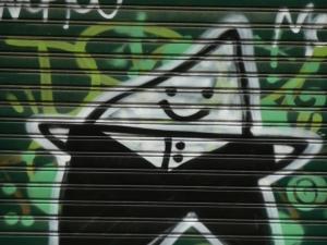 Graffiti en Donostia