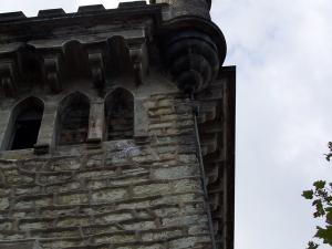 Castillo de Rozanes en Donostia