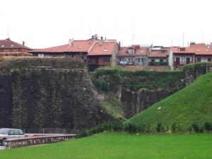 Muralla de Hondarribia