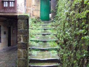 Puerta en Pasaia San Pedro