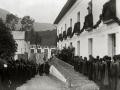 PROCESION RELIGIOSA EN LA LOCALIDAD DE ANDOAIN. (Foto 1/3)