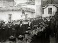 PROCESION RELIGIOSA EN LA LOCALIDAD DE ANDOAIN. (Foto 2/3)