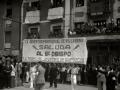 RECIBIMIENTO DEL OBISPO JAIME FONT Y ANDREU A LA LOCALIDAD DE VILLABONA. (Foto 4/25)