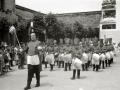 RECIBIMIENTO DEL OBISPO JAIME FONT Y ANDREU A LA LOCALIDAD DE VILLABONA. (Foto 7/25)