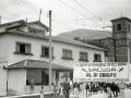 RECIBIMIENTO DEL OBISPO JAIME FONT Y ANDREU A LA LOCALIDAD DE VILLABONA. (Foto 22/25)
