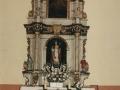 San Blas ermitako erretaula