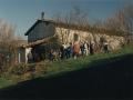 Santa Ageda auzoko jaia bertako ermita inguruan