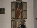 Santa Ageda ermitako San Martinen irudia