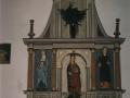 Santa Ageda ermitako Santa Barbara, Santa Ageda eta San Lorenzoren irudiak