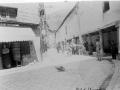 Tolosako Zerkausia kalea Tinglado merkatua eraiki aurretik