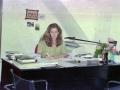 Lourdes Romano en la Oficina de Turismo