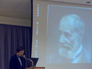 Conferencia sobre Pedro de Viteri